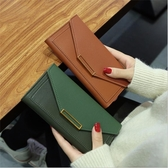 長夾新款女士手拿錢包韓版時尚長款錢包少女小清新手機包潮流錢夾 新品