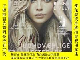 二手書博民逛書店COSTUME罕見時尚時裝設計雜誌 2012年11月 總第127期 英文版Y259256