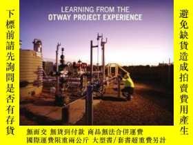 二手書博民逛書店Geologically罕見Storing Carbon: Learning from the Otway Pro