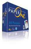 【永昌文具】Paper One  A4影印紙 80g 10包入 /組