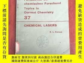 二手書博民逛書店chemical罕見lasers(P3137)Y173412