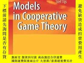 二手書博民逛書店Models罕見In Cooperative Game TheoryY255562 Rodica Branze