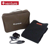 【+venture】速配鼎醫療用熱敷墊 低電壓長效型熱敷墊 KB-2436,贈品:時尚扣環保溫保冷袋x1
