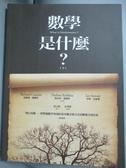 【書寶二手書T3/科學_YEX】數學是什麼?(下)_瑞赫德.庫蘭特