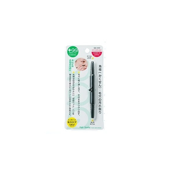 【日本製】【GREEN BELL】日本製 雙頭粉刺除痘棒 QQ-600(一組:12個) SD-21702 -