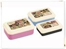 ALICE 愛麗絲 327872 密封 保鮮盒  便當盒 3入一組 日本製 通販 限定 奶爸商城