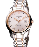 LONGINES 浪琴 Saint-Imier 18K玫塊金機械腕錶/手錶 L27665727