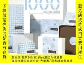 二手書博民逛書店1000罕見Bags, Tags and Labels: Dis