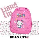 【Hello Kitty】 兒童透氣小背...