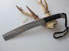 郭常喜與興達刀具--郭常喜限量手工刀品 四角開山刀 (A0090)