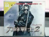 影音專賣店-V34-016-正版VCD*電影【刀鋒戰士2】-衛斯裡史奈普