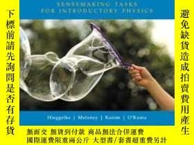 二手書博民逛書店Tipers:罕見Sensemaking Tasks For Introductory Physics (pear