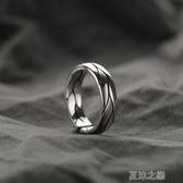 戒指-戒指男潮男士單身戒指復古霸氣開口大號指環韓版氚氣 夏沫之戀