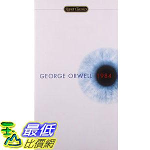 [104美國直購] 美國暢銷書排行榜 1984 (Signet Classics) Mass Market Paperback