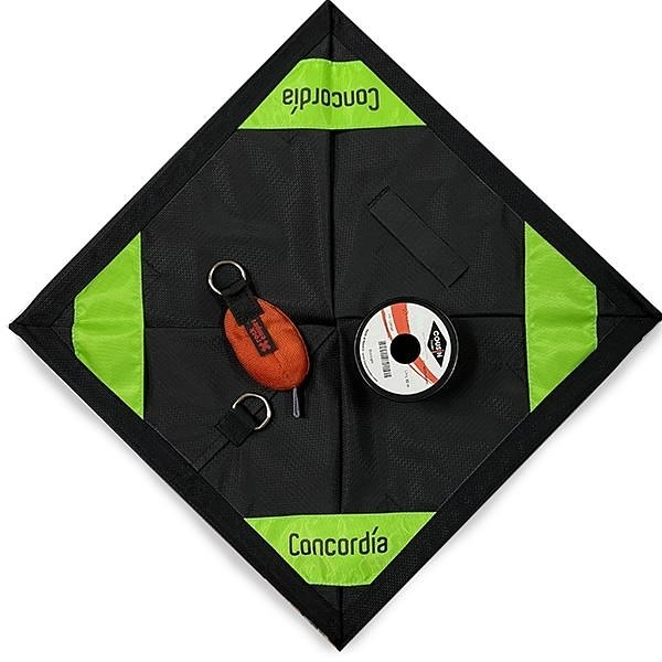 【南紡購物中心】Concordia 攀樹初學者套餐 法國拋擲繩