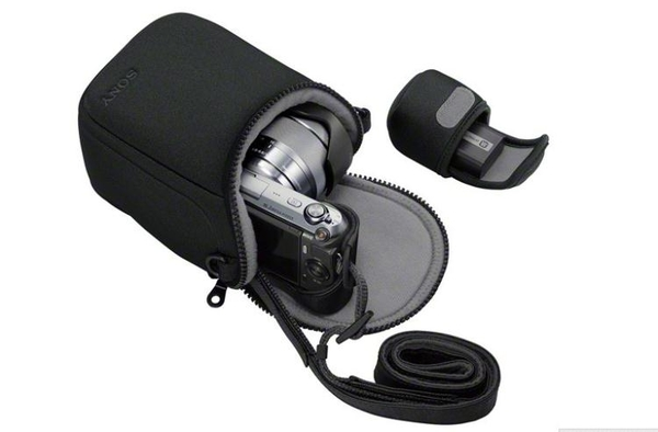 佳能EOS M2 M3 M6 M10 M50 M100微單相機包15-45mm單肩便攜保護套 淇朵市集