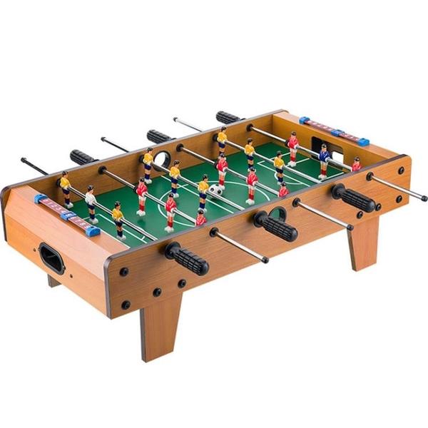 桌游桌上足球機兒童益智玩具男童桌面雙人桌式桌球