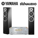 YAMAHA 山葉 A-S1100 +Dynaudio Emit M30 書架音響組合【公司貨+免運】