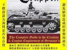 二手書博民逛書店Panzertruppen:罕見The Complete Gui