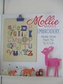【書寶二手書T1/少年童書_DRR】Mollie Makes Embroidery: 15 New Projects for You to Make…