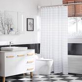 免打孔浴室浴簾桿不銹鋼伸縮桿窗簾拉伸撐桿門簾桿晾衣桿直桿型 溫婉韓衣jy
