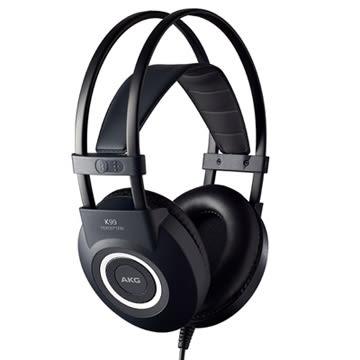 經典數位~AKG K99 專業版 頭戴式耳機 輕量頭戴耳機