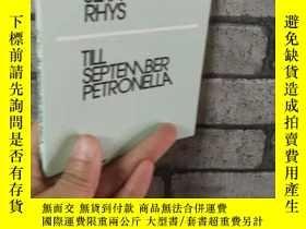 二手書博民逛書店直至9月罕見彼得羅妮拉 Till September Petro