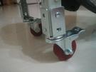 LY免螺絲角鋼架專用3吋輪子,一組4粒全刹車含運980元含螺絲