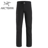 【ARC TERYX 始祖鳥 男 Lefroy快乾長褲《黑》】17519/休閒長褲/夏季長褲