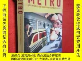二手書博民逛書店Metro:罕見Journeys in Writing Crea