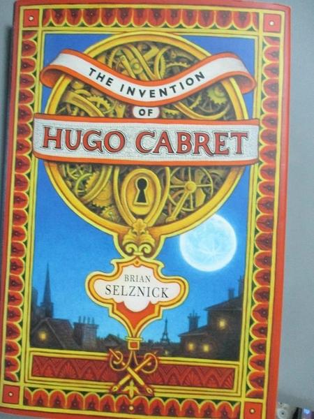 【書寶二手書T8/原文小說_OOG】The Invention of Hugo Cabret_Selznick, Bri