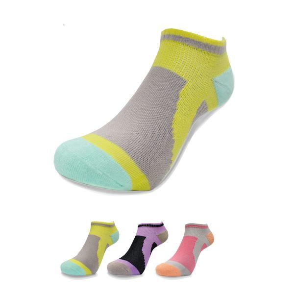 AREX SPOR 足弓支撐機能腳踏車襪-女