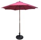 【南洋風休閒傢俱】傘座系列 - 9尺木傘...
