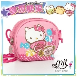 KITTY 可揹零錢包 KITTY Coin Purse ハローキティ 小銭入れ KT01E01PK