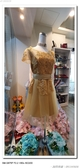(45 Design高雄實體店面) 現貨零碼-極速出貨-特賣出清 大尺寸 小尺寸洋裝 短禮服 媽媽服伴娘 S87