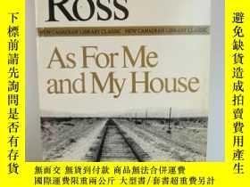 二手書博民逛書店As罕見For Me and My House by Sincl