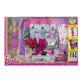 【美泰兒流行玩具】Barbi 芭比流行時尚禮盒