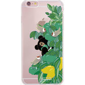 設計師版權【台灣黑熊 熊蓋芽-青蘋果的滋味】系列:空壓手機保護殼(HTC、SONY)