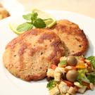 黑胡椒大排 (600g) 愛家純素美食-安心素料- 全素 漢堡排 健康素食 未來肉 植物肉