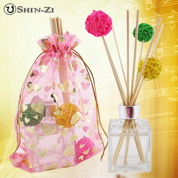 100ML(方型瓶) 水竹精油 藤條精油 藤枝精油 擴香精油 香氛精油禮盒組