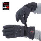 防風防水  刷毛保暖手套 雙組合(2雙一...
