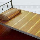 夏季學生宿舍單人床涼席雙面竹席子80公分床0.9米1米寬90公分 月光節85折