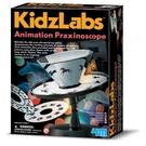 【4M】03255 科學探索-動畫世界 Animation Praxinoscope