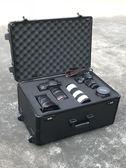 防震專業攝影器材拉桿箱相機單反鏡頭收納裝備行李旅行箱防潮箱子 NMS小明同學