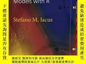 二手書博民逛書店Option罕見Pricing And Estimation Of Financial Models With R