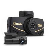 【小樺資訊】開發票送32G DOD FS500 前後雙錄 SONY 感光 測速提示 行車記錄器