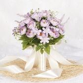 婚禮結婚新娘手捧花伴娘團花束