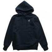 KANGOL 袋鼠 海軍藍 刺繡 小LOGO 帽T 冬季服飾  男 (布魯克林) 6951105280