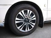 銀黑款 改裝亮面款 仿鋁圈樣式 通用型 汽車13吋14吋 專用 輪圈蓋 鐵圈蓋 4片入 無LOGO字樣