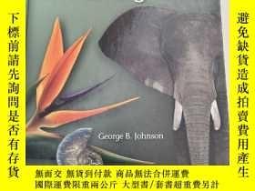 二手書博民逛書店The罕見Living World 生活世界(精裝庫存)Y6318 Johnson, George B.(作者